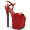 TRAMP-709 Red Patent